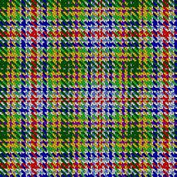 church tartan